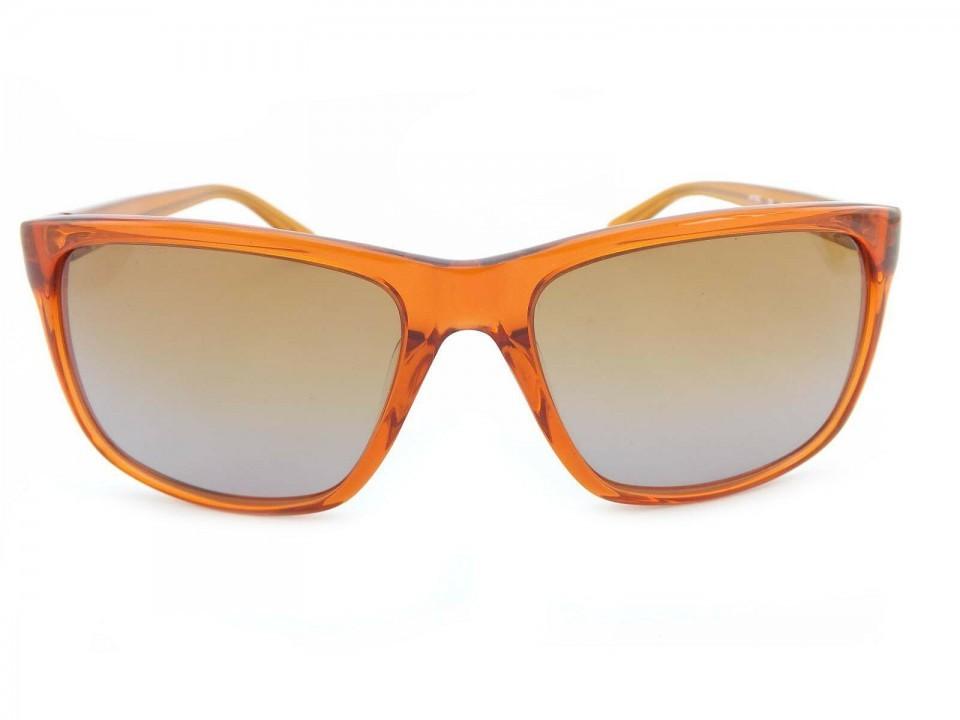 Ochelari de soare Calvin Klein Orange Platinum Sun 4195S/57/