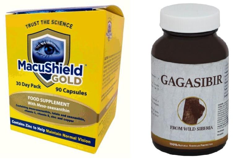 Oferta MacuShield GOLD 90 CPS