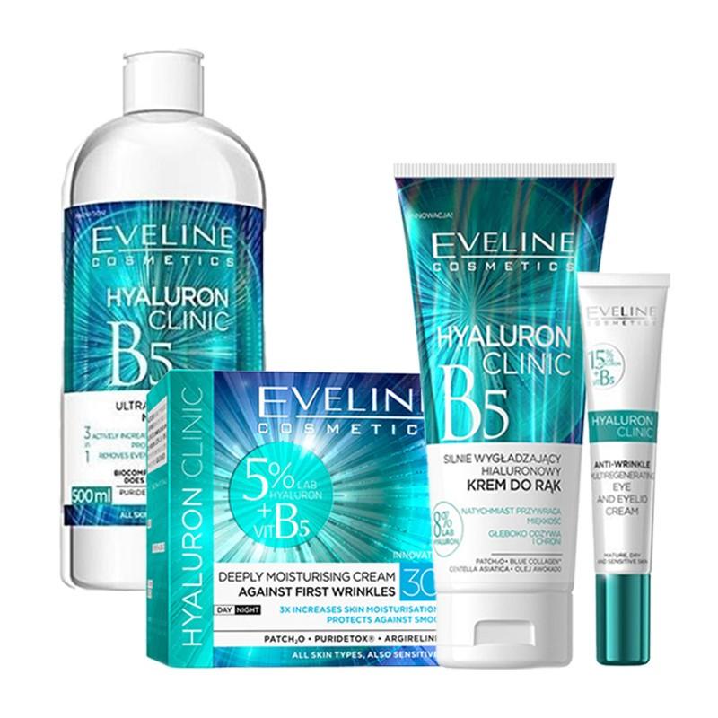 Pachet Eveline Hyaluron Clinic B5