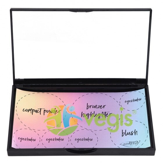Paleta Make-Up Magnetica