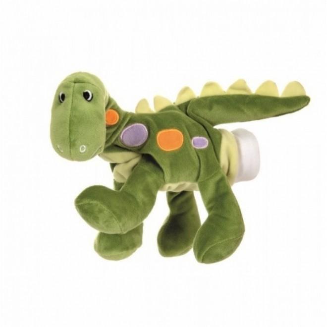 Papusa de mana / Marioneta Dinozaur, Egmont Toys 6luni+