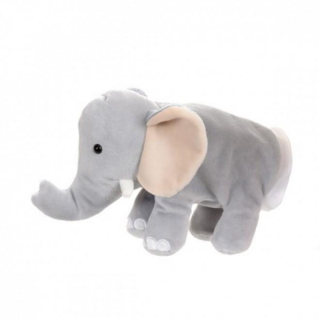 Papusa de mana / Marioneta Elefant, Egmont 6luni+