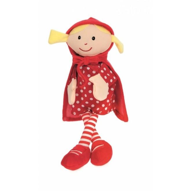Papusa de mana / Marioneta Scufita Rosie, Egmont Toys 6luni+