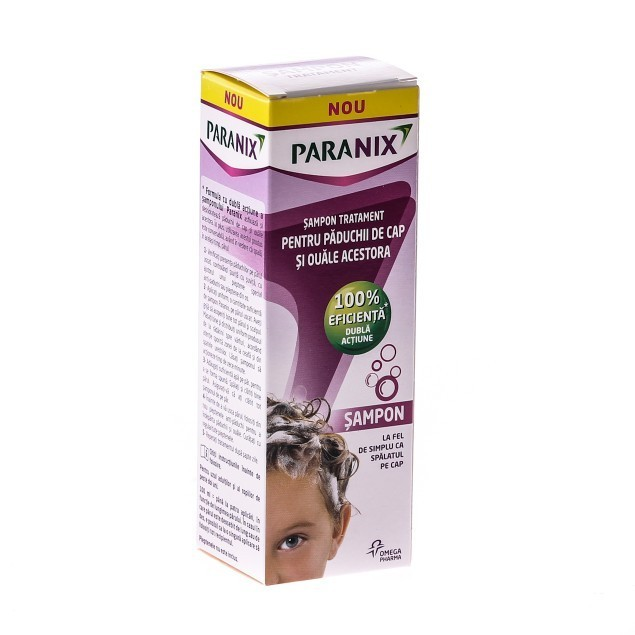 Paranix Sampon Hipocrate - 100 ML