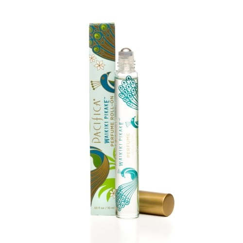 Parfum roll-on Pacifica Waikiki Pikake - Fresh/Lemnos, 10 ml