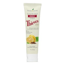Pasta de Dinti, AromaBright Thieves,114 g, Young Living