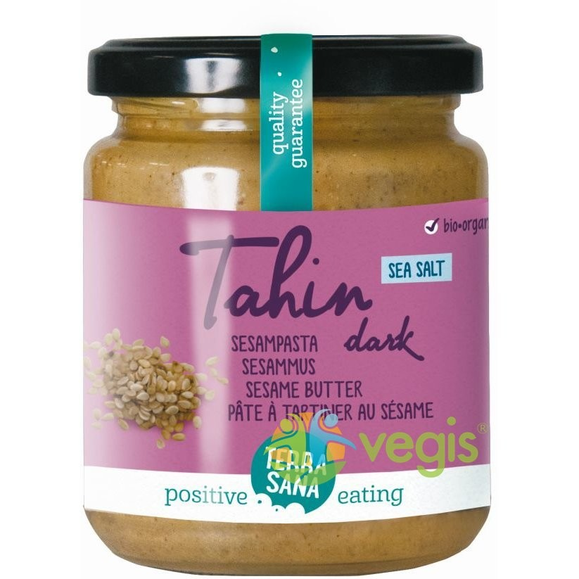 Pasta de Susan Tahini Dark Ecologica/Bio 250g