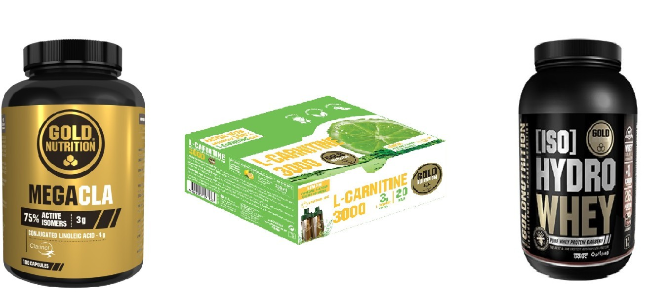 Pastile de Slabit, Mega Cla 100cps + L-Carnitine 20 doze + Pudra Proteica 1kg
