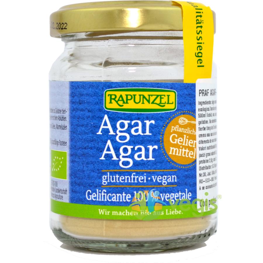 Praf Agar Agar Ecologic/Bio 60g