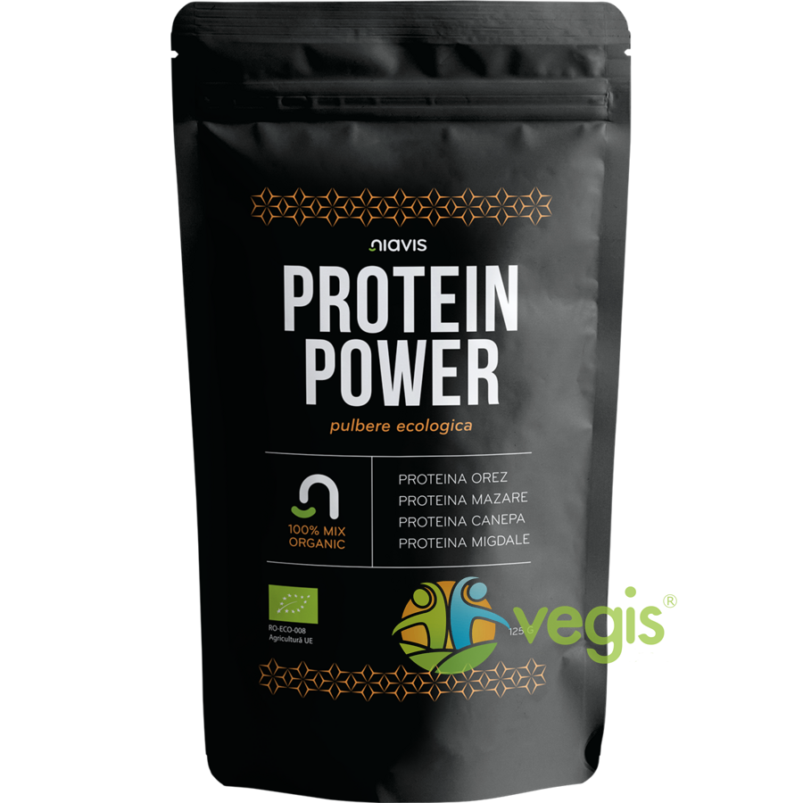 Protein Power - Mix Ecologic/Bio 125g
