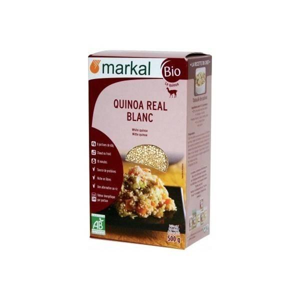 Quinoa Alba, Real Eco Markal, 500 g
