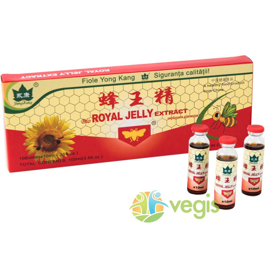 Royal Jelly 300mg 10 fiole*10ml