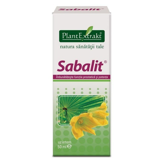 Sabalit Forte PlantExtract - 120 ML