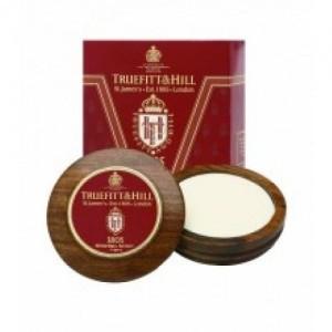 Sapun de lux pentru barbierit in bol de lemn Truefitt&Hill 1805
