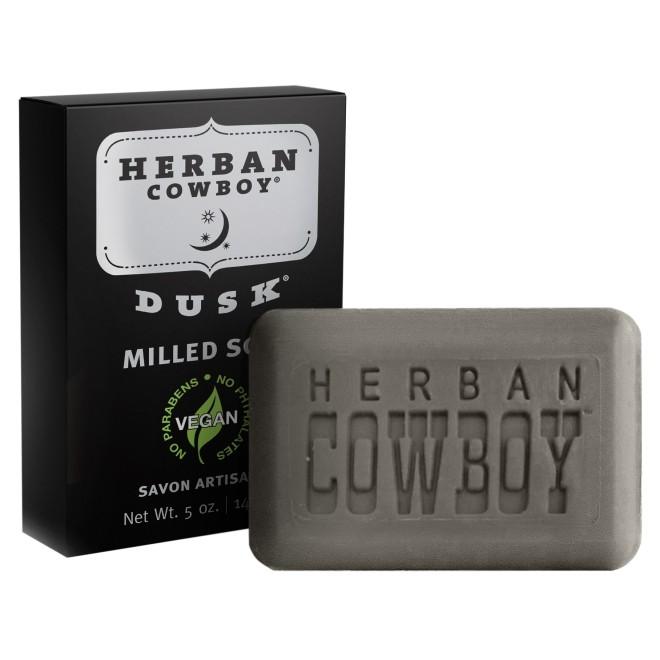 Sapun deodorant cu alge marine pt barbati, Herban Cowboy, 140 g