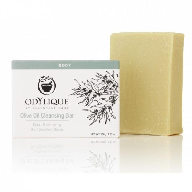 Sapun hidratant Odylique cu ulei de masline pur pt. piele sensibila, 100 g