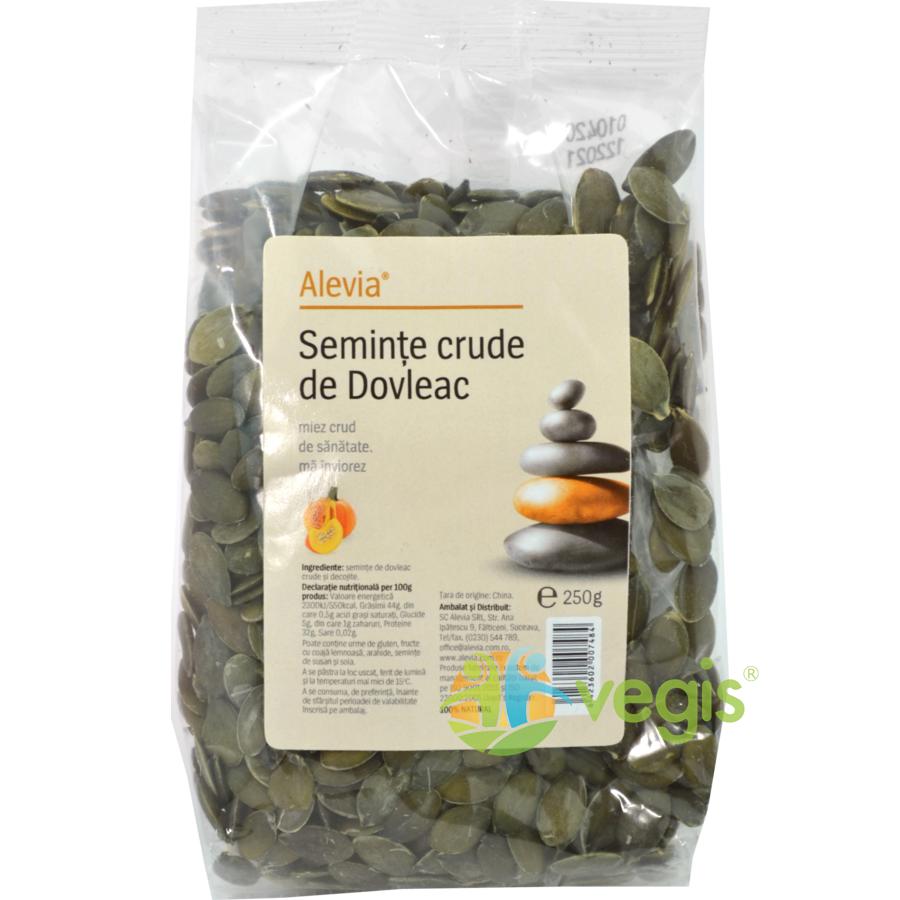 Seminte Crude de Dovleac 250g