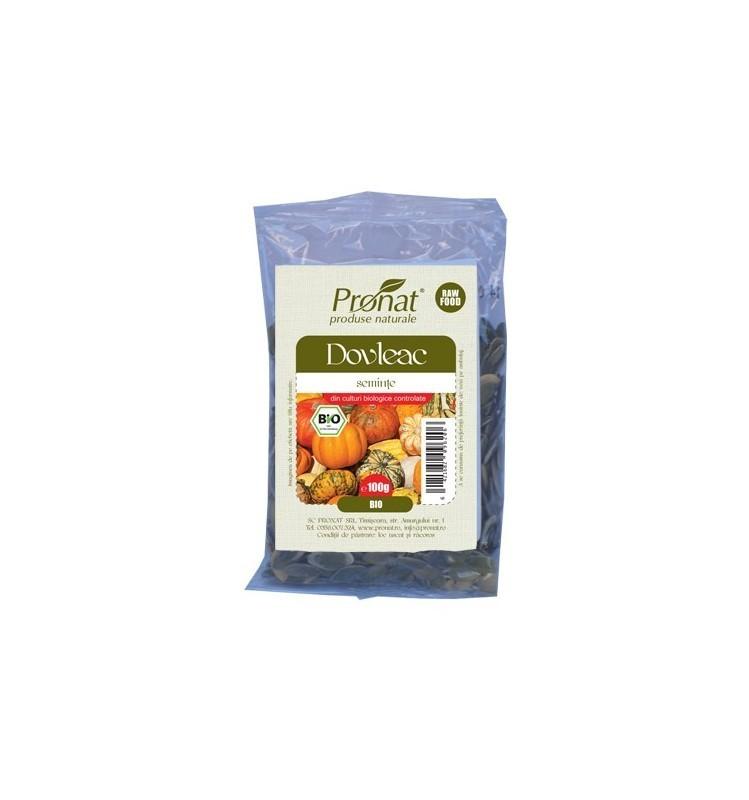 Seminte de Dovleac Bio Pronat - 100 g