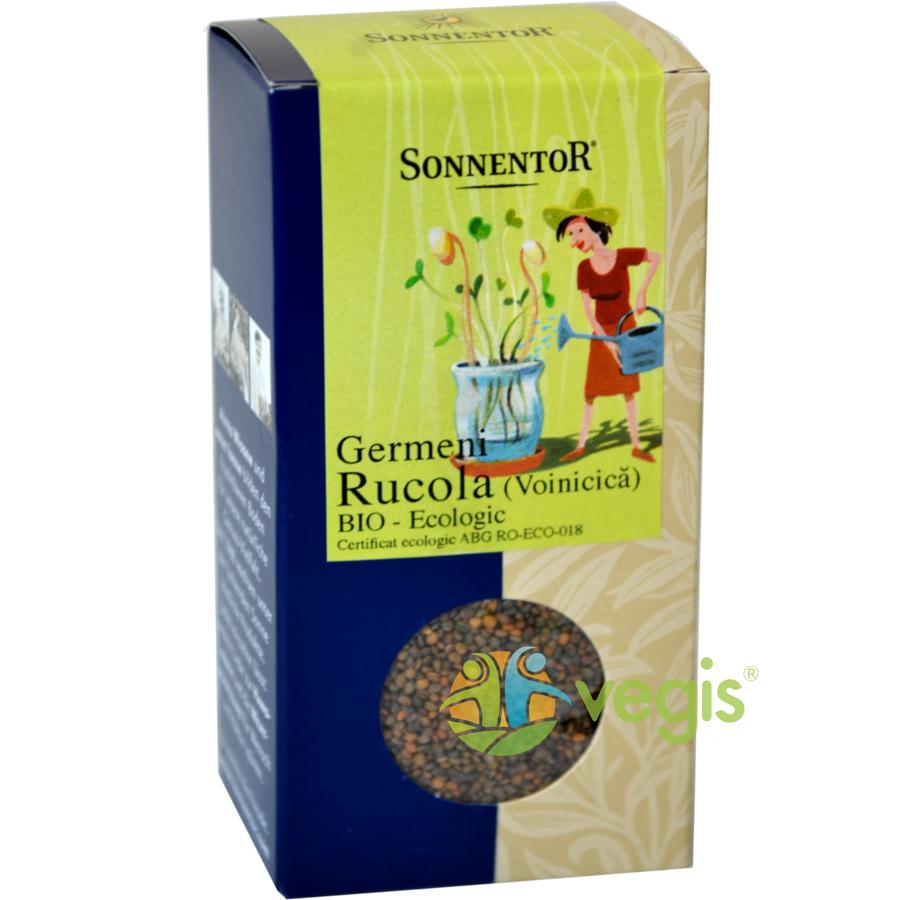 Seminte Pentru Germinat Rucola BIO 120gr