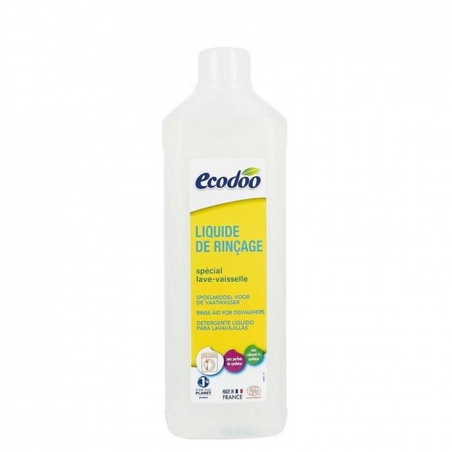 Solutie clatire anti calcar pt masina de spalat vase, Ecodoo, ultraconcentrata, 500 ml