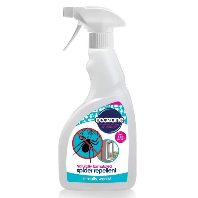 Solutie impotriva paianjenilor si furnicilor, formula naturala, Ecozone, 500 ml