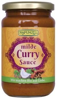 Sos curry fin vegan, Rapunzel, 340 g