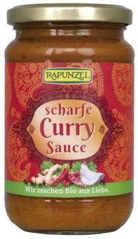 Sos curry iute vegan, Rapunzel, 340 g