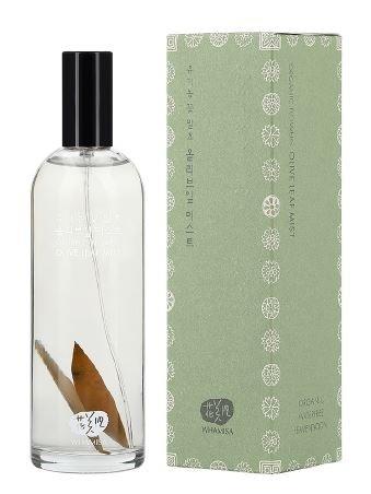 Spray bio tonifiant pentru fata cu extract de maslin, caviar verde si rhodiola rosea, Whamisa, 100 ml