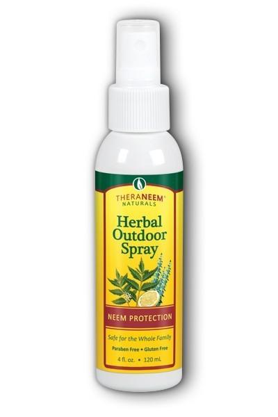 Spray impotriva Insectelor cu Ulei de Neem si Extract din Plante, 120 ML