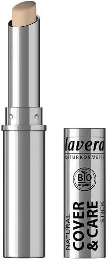 Stick corector pentru imperfectiuni si acnee, Ivory 01, Lavera, 4.5 g
