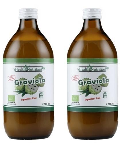 Suc de Graviola Eco Oferta Promo - 2 bucati la 500 ML