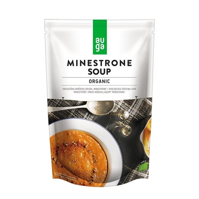 Supa bio Minestrone, Auga, 400 g