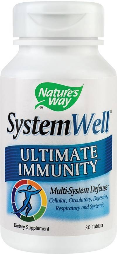 System Well Ultimate Immunity, 30tb