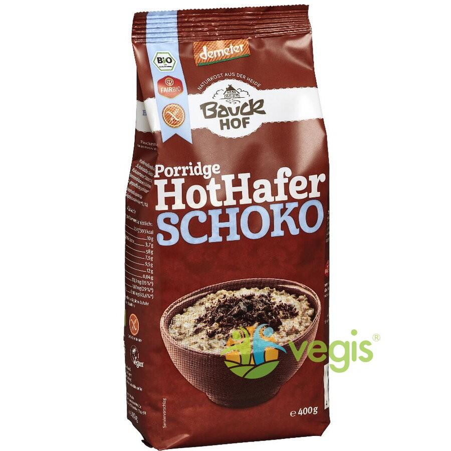 Terci de Ovaz cu Ciocolata Fara Gluten Ecologic/Bio 400g