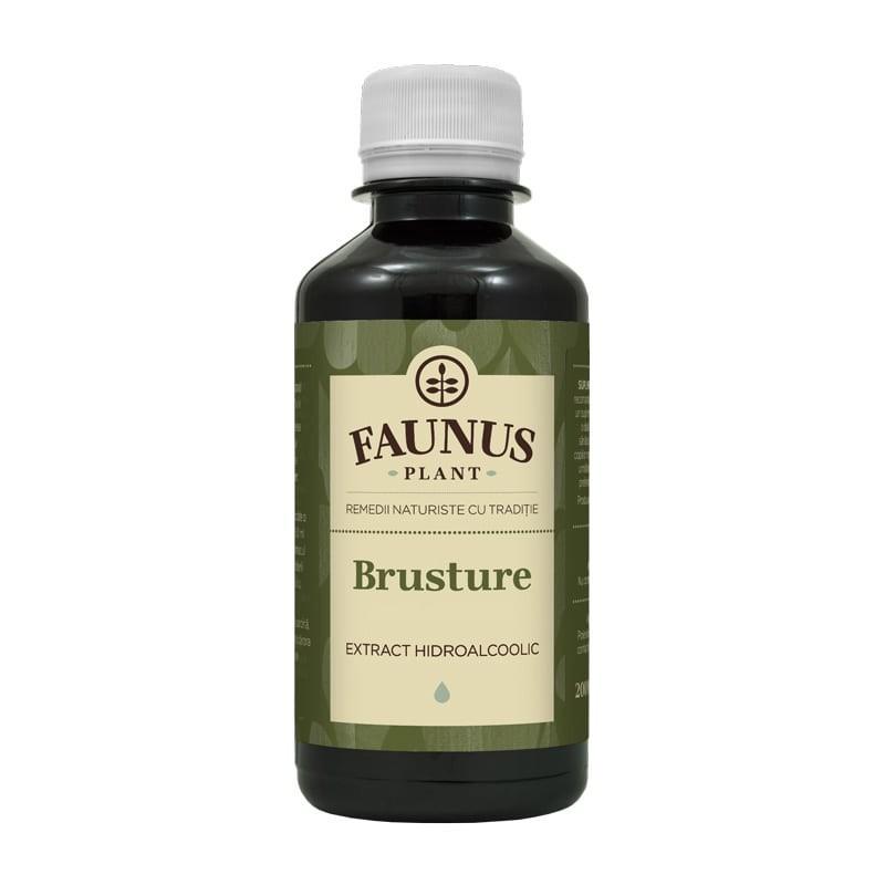 Tinctura de Brusture, 200 ml Faunus