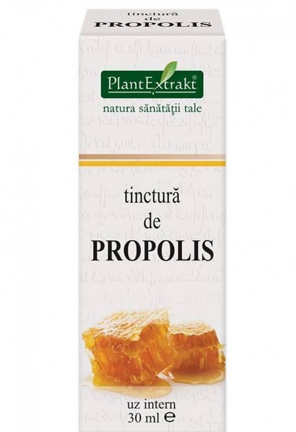 Tinctura de Propolis, 30 ML Plantextrakt