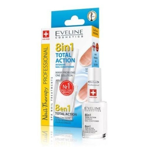 Tratament Unghii Intensiv, Eveline Nail Therapy 8in1