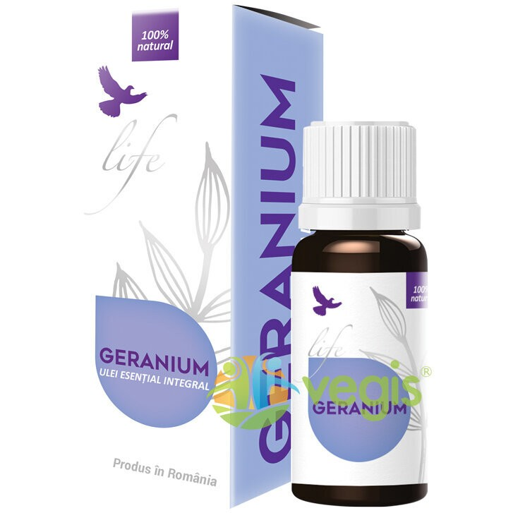 Ulei Esential de Geranium pentru Uz Intern 5ml