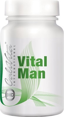 Vital Man 60 tablete, Calivita