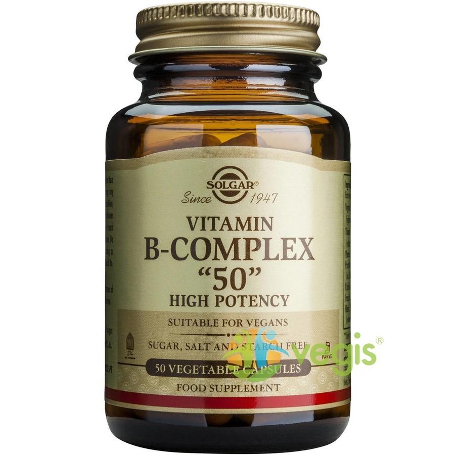 Vitamina B-50 Complex 50Cps