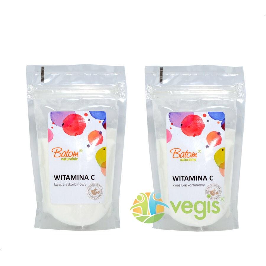 Vitamina C Pulbere 100g Pachet - 2 buc
