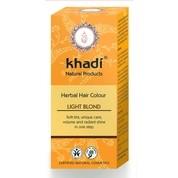 Vopsea Henna Khadi - Blond Deschis, 100g