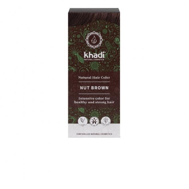 Vopsea Henna Khadi - Saten Nuca, 100 g