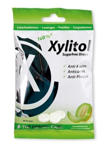 Xylitol Sugar Free Drops Anticarie Menta 60G
