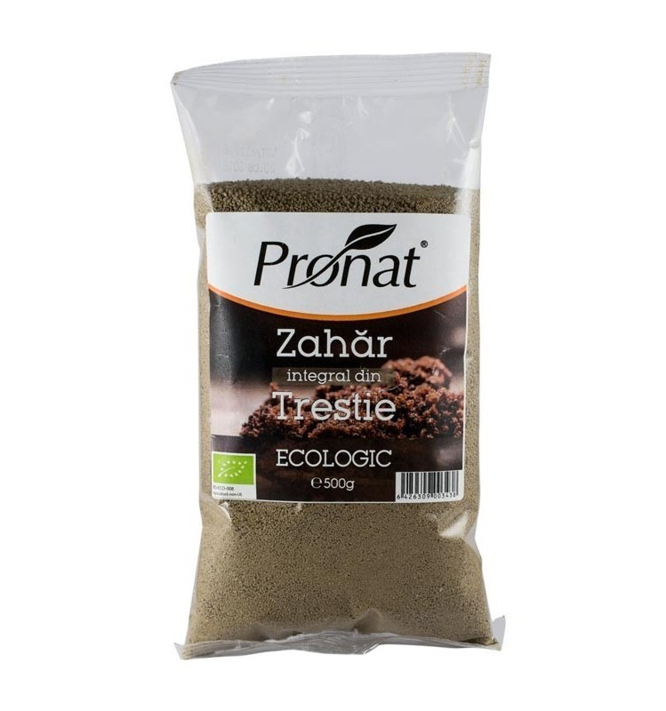Zahar Integral din Trestie Bio Pronat - 500 g