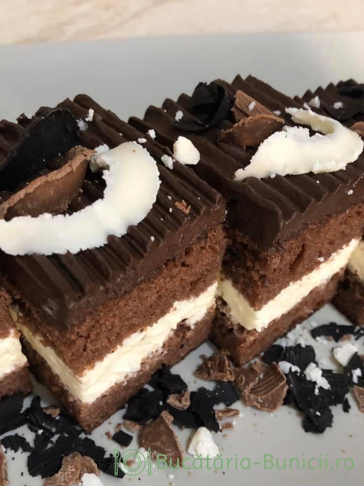 """Prajitura""""Paradis de ciocolata"""""""
