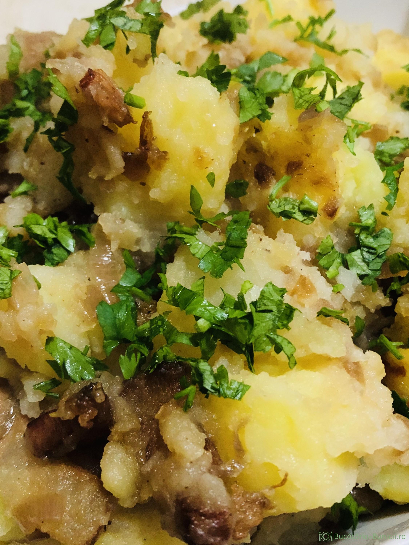 Cartofi țărănești cu kaizer