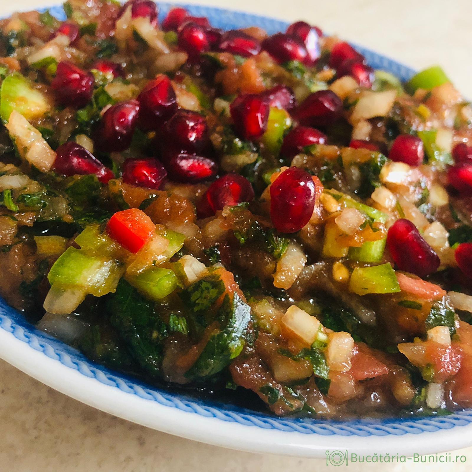 Salata Ezme