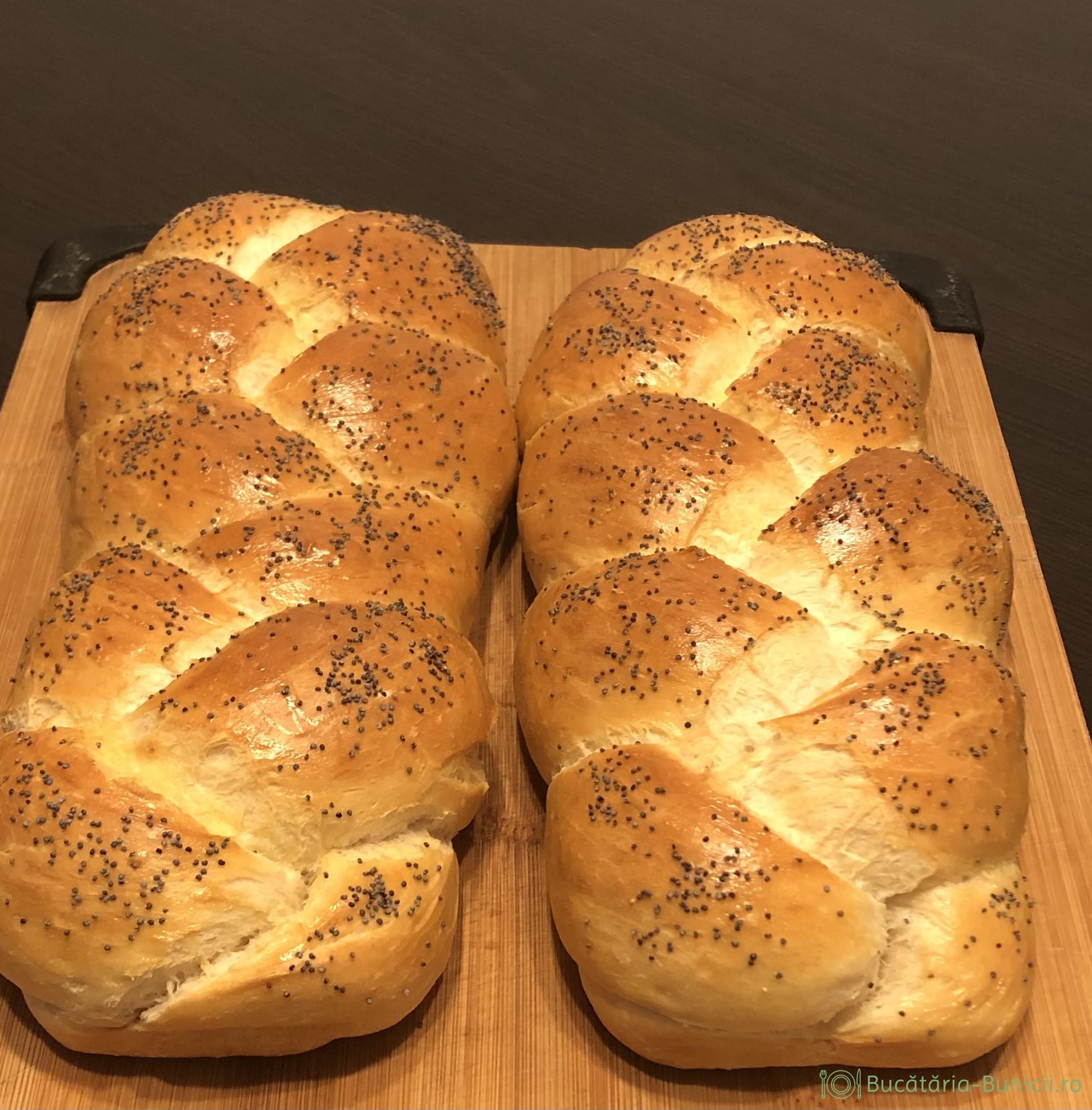 Pâine împletită